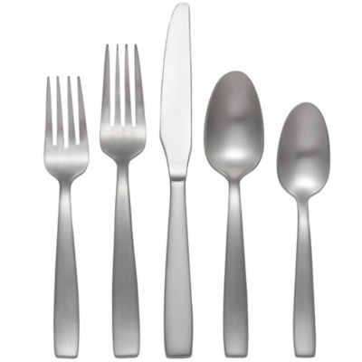 Oneida® Everdine 45-pc. Flatware Set