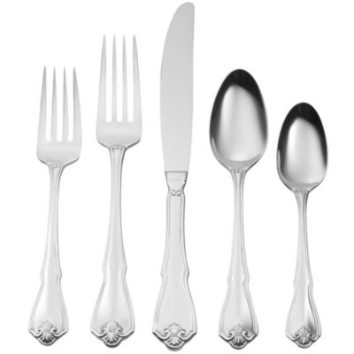 Oneida® Pinta 45-pc. Flatware Set