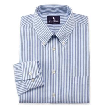 Stafford Easy Care Oxford Dress Shirt Big Amp Tall
