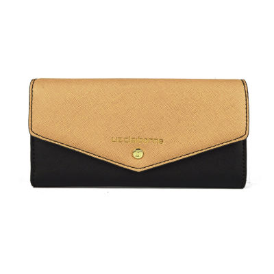 Liz Claiborne Envelope Wallet
