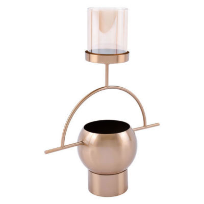 Architectural Study Candle Holder
