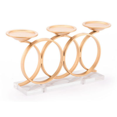 Infinity Candle Holder