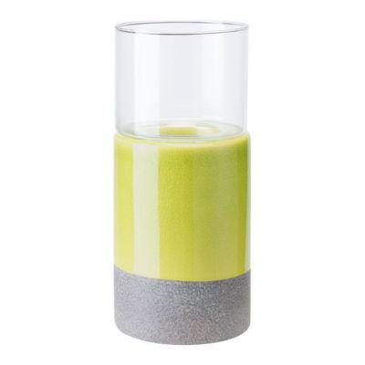 Stoneware Candle Holder