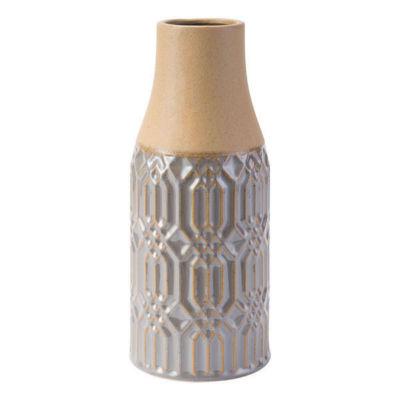 Two-Tone Decorative Bottle