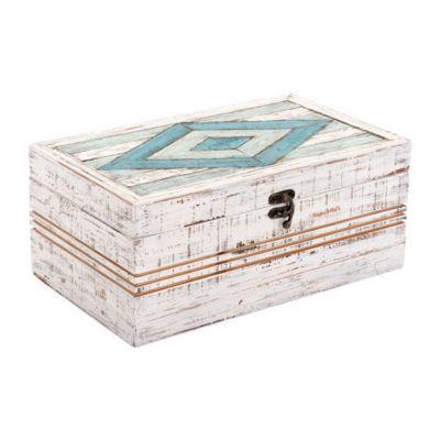Rombo Rectangular Decorative Box
