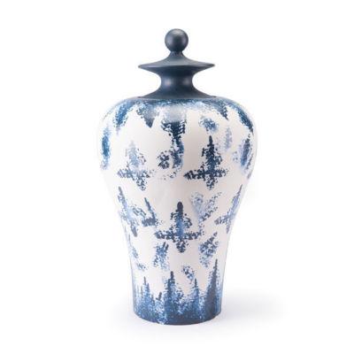 Mar Temple Decorative Jar