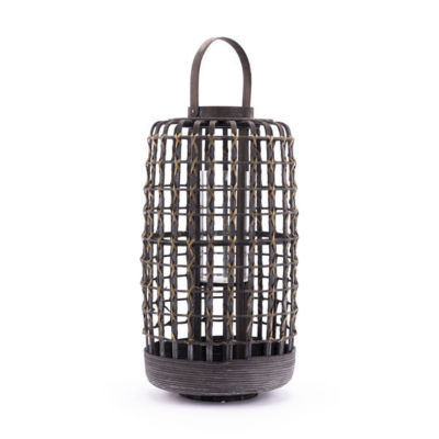 Bamboo Decorative Lantern