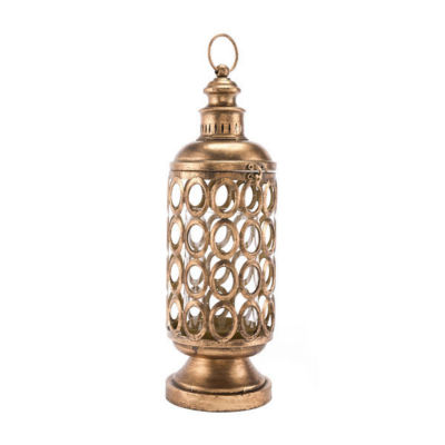 Circles Decorative Lantern