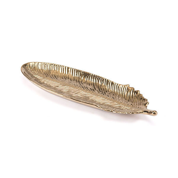 Feather Decorative Plate