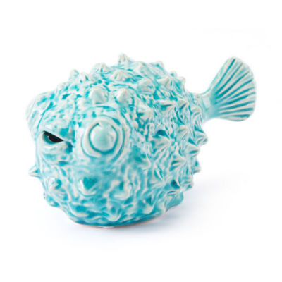 Blowfish Figurine