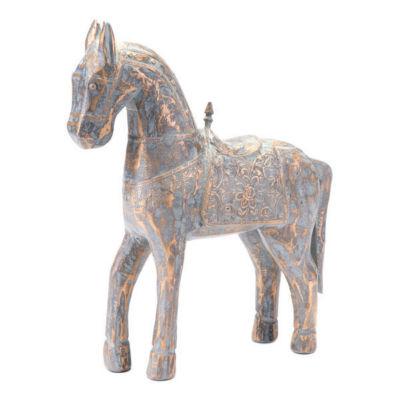 Solar Horse Figurine