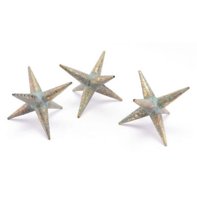 6 Pointed Stars 3-pc. Set