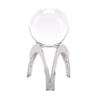 Silver Orb Tabletop Décor