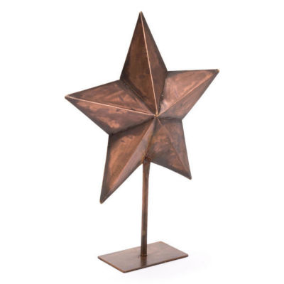 Vintage Star With Stand