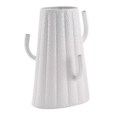 Cactus Metal Vase