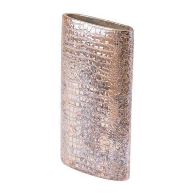 Ikat Cylinder Vase