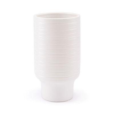 Modern White Vase