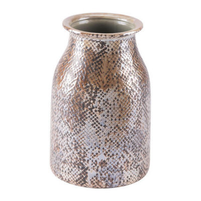 Snake Skin Vase