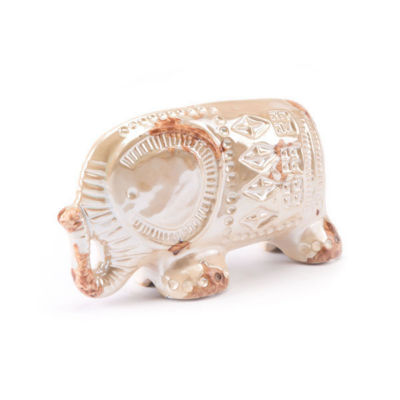 Antique Elephant Figurine