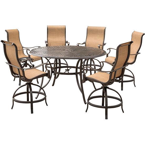 Hanover Manor 7-pc. Patio Dining Set