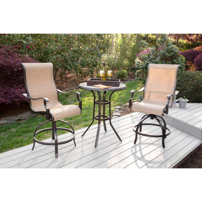 Hanover Manor 3-pc. Patio Dining Set