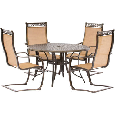 Hanover Manor 5-pc. Patio Dining Set