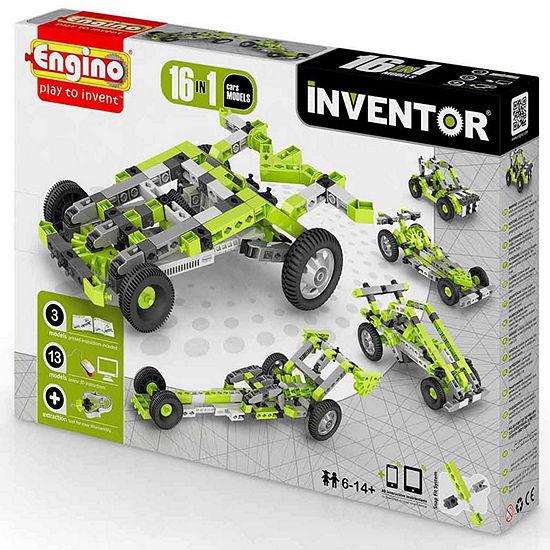 16 In 1 Models/Cars Building Set