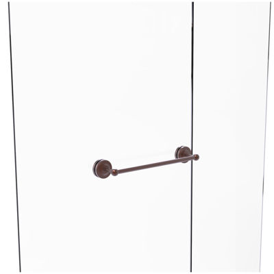 Allied Brass Prestige Regal Collection 18 IN Shower Door Towel Bar