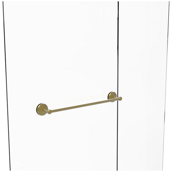 Allied Brass Monte Carlo Collection 24 IN Shower Door Towel Bar