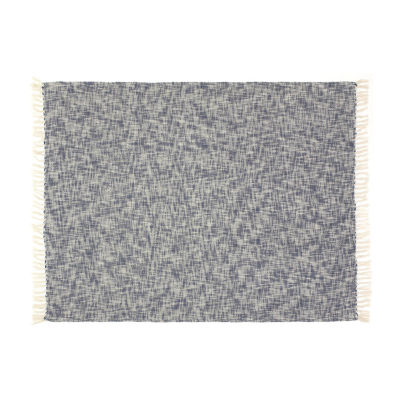 Chambray Throw Blanket