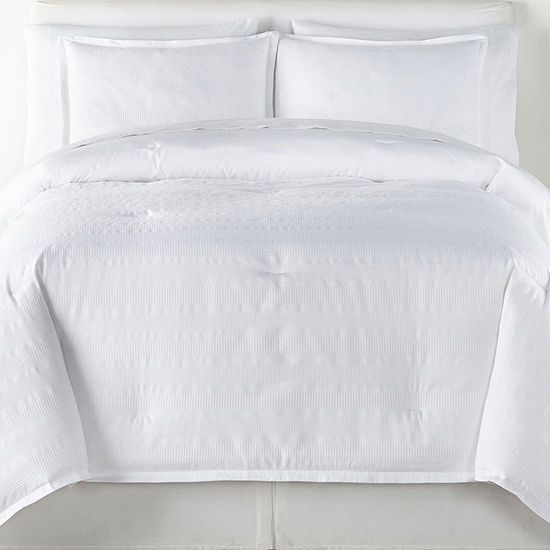 JCPenney Home Chadwick 3-pc. Comforter Set