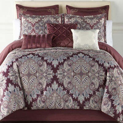Home Expressions Chelsea 7-pc. Comforter Set & Accessories