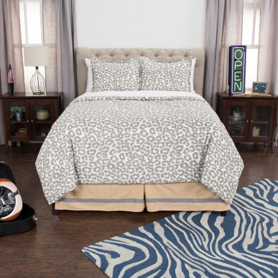 Andrew Charles By Rizzy Home Abby Animal Comforter Set