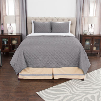 Andrew Charles By Rizzy Home Angelica Quilt