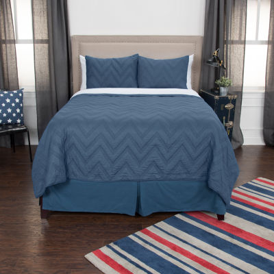 Andrew Charles By Rizzy Home Amber Quilt