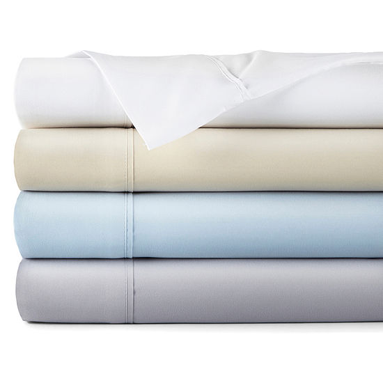 Serta Sleep Microfiber Easy Care Sheet Set