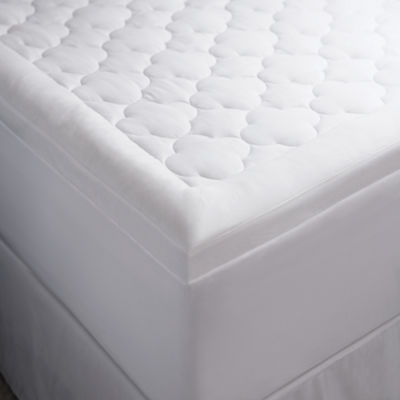 DownLinens Billowy Clouds 100% Natural Cotton Top Mattress Pad