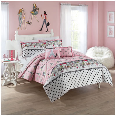 Waverly Ooh La La Reversible Comforter Set
