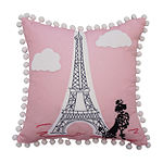 Waverly Ooh La La 15X15 Square Throw Pillow