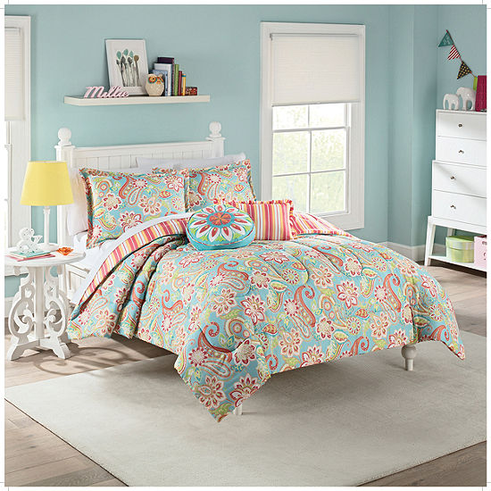 Waverly Wild Card Comforter Set