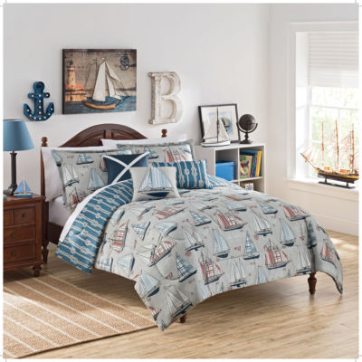 Waverly Set Sail Comforter Set