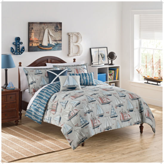 Waverly Set Sail Comforter Set