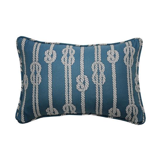 Waverly Set Sail 12X18 Rectangular Throw Pillow