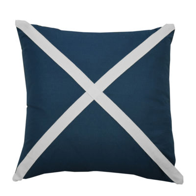 Waverly Set Sail 16X16 Square Throw Pillow