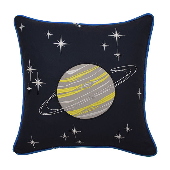 Waverly Space Adventure 15X15 Square Throw Pillow