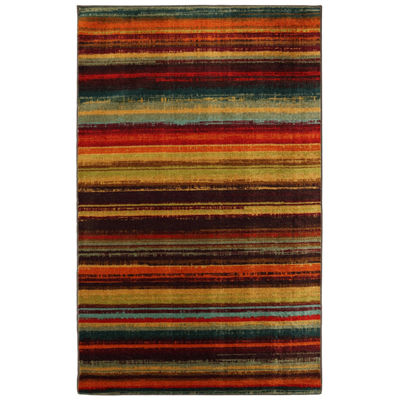 Mohawk Home New Wave Boho Printed Rectangular Indoor Rugs