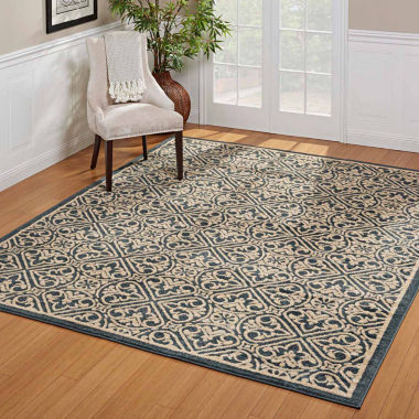 Avenue 33 Indoor Outdoor Castile Rug