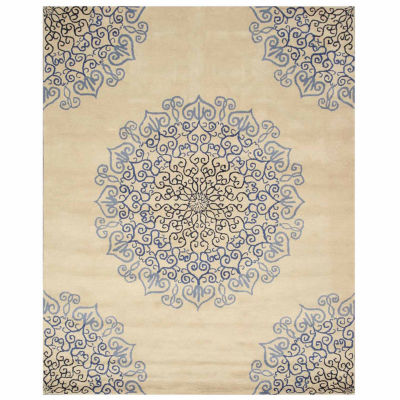 Eastern Rugs Hand-tufted Transitional Oriental Modern Naiin Rug