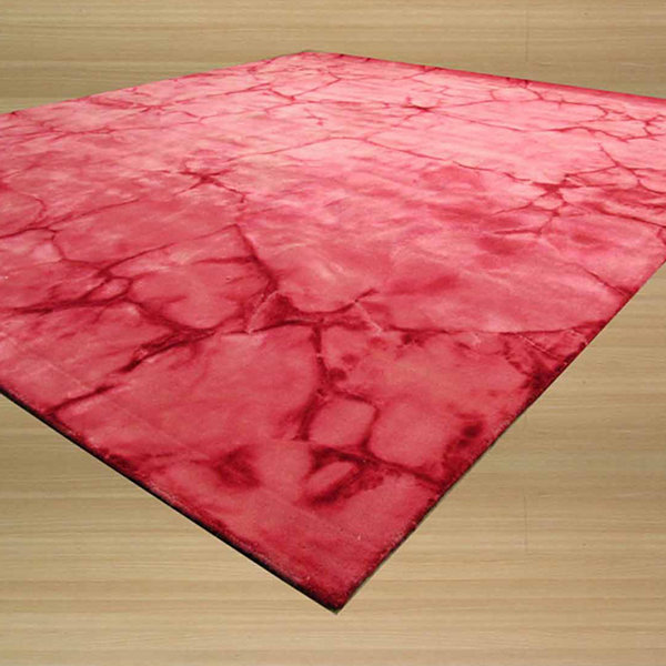 Eastern Rugs Handmade Contemporary Abstract Dip Dyed Rug
