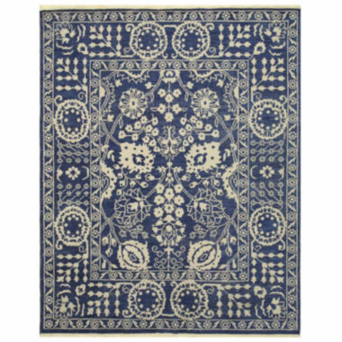 Eastern Rugs Hand-knotted Traditional Oriental Suzani Rug